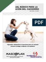 Manual Para La Educacion de Cachorros