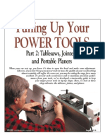 13 - Power Tools Tuneup