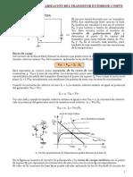 Polarizacion Transistor