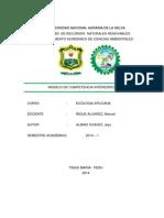 Ecologia Relaciones Interespecificas (2)