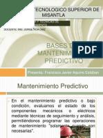 Bases Del Mantenimiento Predictivo