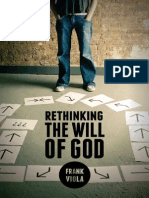 Rethinking the Will of God