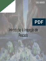 Introdução à Inspeção de Pescado