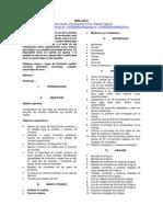 Informe Electricos AP