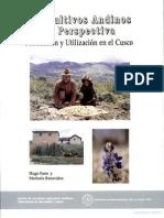 Cultivos Andinos en Perspectiva - Hugo Fano, Marcela Benavides