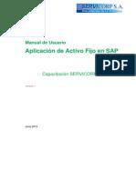 Aplicacion de Activo Fijo en Sap Manual de Usuario