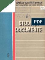 Studii Si Documente 1970-05
