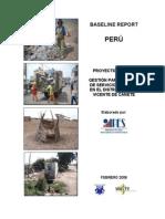 Baseline Report UNFSC