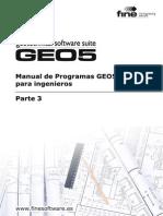 Geo5 Manual Para Ingenieros Mpi3