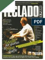 Teclado e Piano (Melodia Por Quartas e Blues Shuffle)