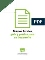 Ibertic Guia Grupos Focales