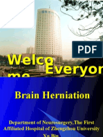 nuero--brain herniation