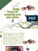 Los Mejores Trucos de Maquillaje Para Ojos Caidos