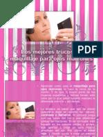 Los Mejores Trucos de Maquillaje Para Ojos Marrones