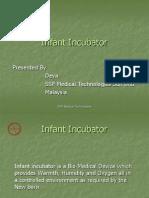 Infant Incubator 1