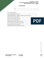 Daftar ISI Laporan Struktur Bangunan Beton