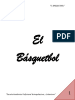 El Básquetbol - Monografía