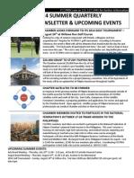 FCCPNW Washington State - Summer Newsletter 2014