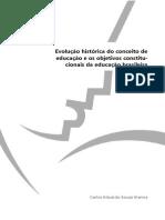 Finalidade Da Educação Brasileira