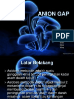 Anion Gap Lama