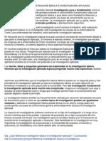 DIFERENCIA INVESTIGACIÓN BÁSICA E INVESTIGACIÓN APLICADA.docx