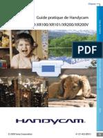 Hdrxr100 Handbook Fr