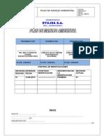 Plan de Manejo Ambiental-transportes Etujsa s.a.