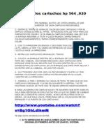 Guia para los cartuchos hp 564 y 920.doc
