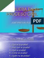 LaPrueba Procecivil Jose Diaz Vallejos