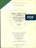 Fisiografía y Morfología De