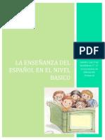 La Enseñanza Del Español en Nivel Basico