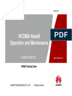 ENE040607000083 WCDMA NodeBV210 Operation and Manitenance Issue 1