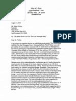John Dean Letter