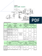 DIN 자재 규격_fitting Dimensional Tolerances(1)