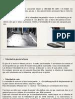 Diagramas Cinematicos y Procesos Abrasivos PDF