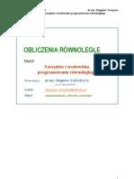 or_wyklad_6_narzedzia_srodowiska_programowania_rownoleglego