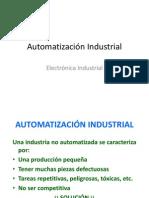 Automatización Industrial Clase1