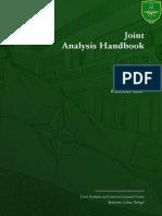Joint Analysis Handbook 3rd Edition