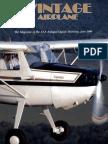 Vintage Airplane - Jun 1990