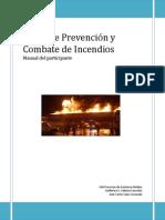 Curso de Prevención y Combate de Incendios