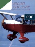 Vintage Airplane - Feb 1990