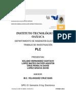 Reporte PLC