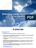 Emerging Consulting Trends in the Digital Era_2013!8!07