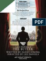 Lee Daniels the Butler Screenplay