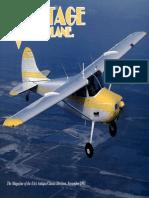 Vintage Airplane - Nov 1991