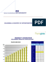 Colombia Pharmaceutical Market