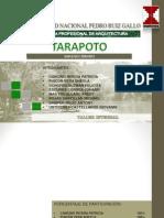 Análisis Urbano - Tarapoto