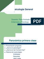 Clase 1 Psicologia General