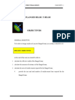 60302174 Unit 5 Design of Flanged Beam t Beam