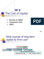 7_cost of Capital
